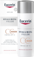 EUCERIN Anti-Age HYALURON-FILLER CC Cream mittel - 50ml - Anti-Age