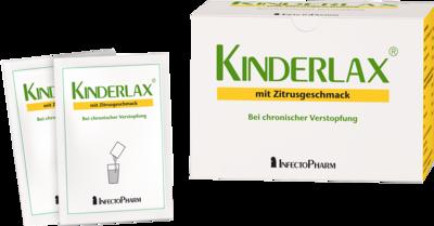 Kinderlax Mit Zitrusgeschmack Plvzhelzeinn 30 St