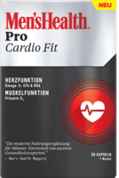 MEN'S HEALTH Pro Cardio Fit Kapseln - 30St - Men`s Health