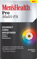 MEN'S HEALTH Pro Multi-Fit Kapseln - 60St - Men`s Health
