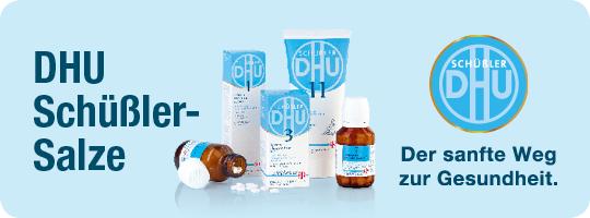 Hersteller Dhu Schüßler Salze Versandapotheke Medikamente