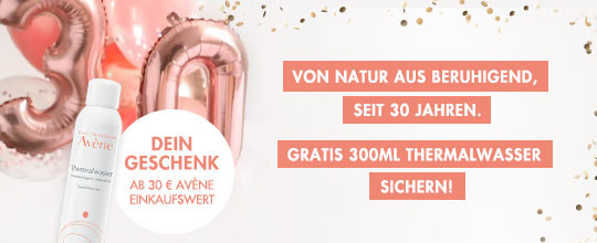 Avene Happy30 - Aktion