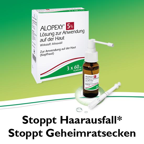 Alopexy Produkt