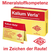 mineralstoffe vitamine kalium verla versandapotheke medikamente g nstig kaufen. Black Bedroom Furniture Sets. Home Design Ideas