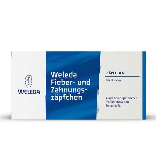 Fieber Und Zahnungszäpfchen 10 St Medikamente Per Klickde