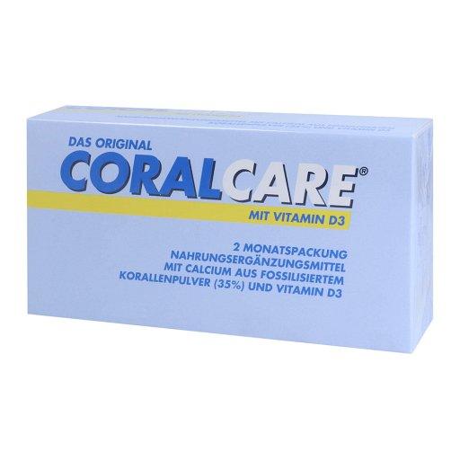 CORALCARE 2 Monatspackung Pulver 60X15 G