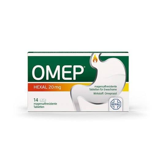 Omeprazol heumann 40 mg