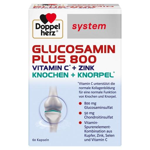 GLUCOSAMIN CHONDROITIN Kapseln