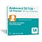 AMBROXOL 30 Tab 1A Pharma Tabletten - 20St - Pflaster