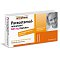 PARACETAMOL ratiopharm 500 mg Kindersuppositorien - 10St - Fieber