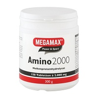 AMINO 2000 Megamax Tabletten - 150St - Power & Sport