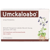 umckaloabo 20 mg filmtabletten 15 st medikamente per. Black Bedroom Furniture Sets. Home Design Ideas