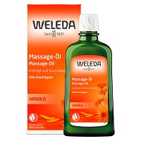 WELEDA Arnika Massageöl - 200ml - Massageöl & -Salbe