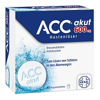 ACC akut 600 Brausetabletten - 40St