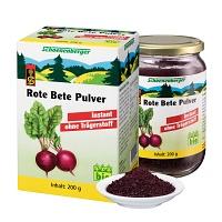 Rote Bete Pulver Instant Schoenenberger 200 G Medikamente Per