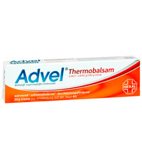 ADVEL Thermobalsam 0,6627-1,8292g/100g Creme - 50g - Gelenk-& Muskelschmerzen
