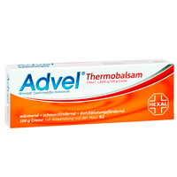 ADVEL Thermobalsam 0,6627-1,8292g/100g Creme - 100g - Gelenk-& Muskelschmerzen