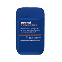 ORTHOMOL Vitamin C Depo Tabletten - 100St - Orthomol