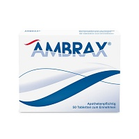 AMBRAX Tabletten - 50St - Stress & Burnout