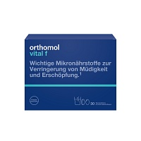 Orthomol Vital F 30 Granulatkapskombipackung 1 St Medikamente