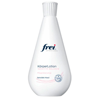 FREI Sensitive Balance KörperLotion - 200ml - Pflege sensibler Haut