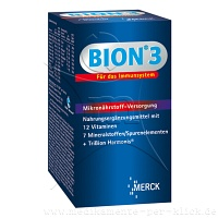 BION 3 Multivitamin Tabletten - 90St - Multivitamin