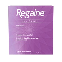 REGAINE Frauen L�sung - 60ml - Regaine f�r Frauen