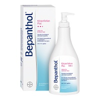 BEPANTHOL Körperlotion Plus Spenderflasche - 400ml - Beauty-Box November 2015