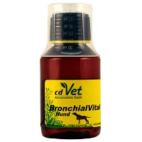 BRONCHIALVITAL vet. - 100ml - Atemwege