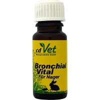 BRONCHIALVITAL Nager - 10ml - Atemwege