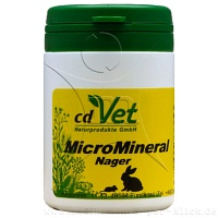 MICROMINERAL Nager - 25g - Haut & Fell