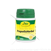 PROPOLIS HERBAL vet. - 15g - Atemwege