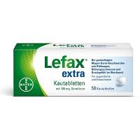 Lefax Wie Oft