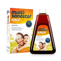 MULTI SANOSTOL Sirup - Multivitamin