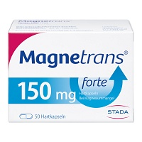 MAGNETRANS forte 150 mg Hartkapseln - 50St - Magnesium