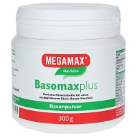 BASENPULVER Basomax plus - 300g - Basic & Active