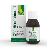 BRONCHICUM Elixir - 100ml