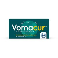 VOMACUR Tabletten - Magen & Darm