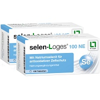 SELEN LOGES 100 NE Tabletten - 200St - Dr. Loges