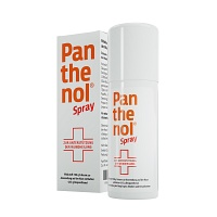 PANTHENOL Spray - Hautpflege