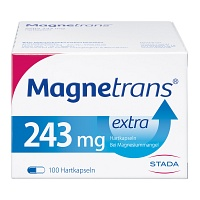 MAGNETRANS extra 243 mg Hartkapseln - 100St - Magnesium