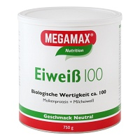 EIWEISS 100 Neutral Megamax Pulver - 750g - Basic & Active