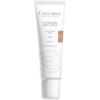 AVENE Couvrance korrigier.Make-up Fluid sand - 30ml - Dermatologisches Make-up