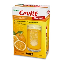 HERMES Cevitt Orange Brausetabletten - 60St - Vitamindrinks