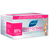 phytocyane anti haarausfall kur ampullen 12x7 5 ml. Black Bedroom Furniture Sets. Home Design Ideas