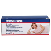 FIXOMULL stretch 15 cmx2 m - 1St - Fixierpflaster