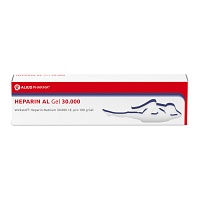 HEPARIN AL Gel 30.000 - 100g - Heparinpräparate
