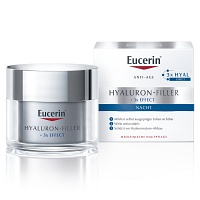 EUCERIN Anti-Age HYALURON-FILLER Nacht Tiegel - 50ml - Anti-Age
