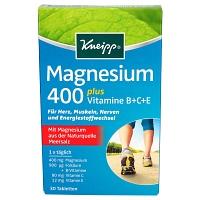 kneipp magnesium 400 tabletten 30 st medikamente per. Black Bedroom Furniture Sets. Home Design Ideas