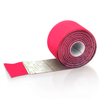 KINSEO Physiotape 5 cmx5,5 m pink Rolle - Tape & Fixierverbände